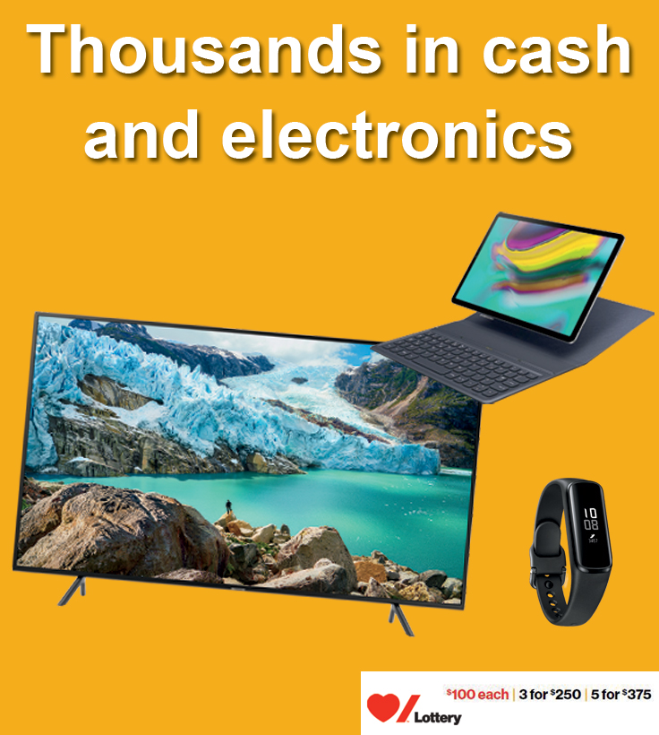Samasung Electronics - TV's and Tablets!