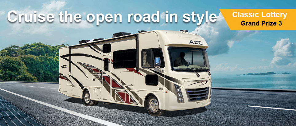 Thor ACE 30.3 RV or $140,000!