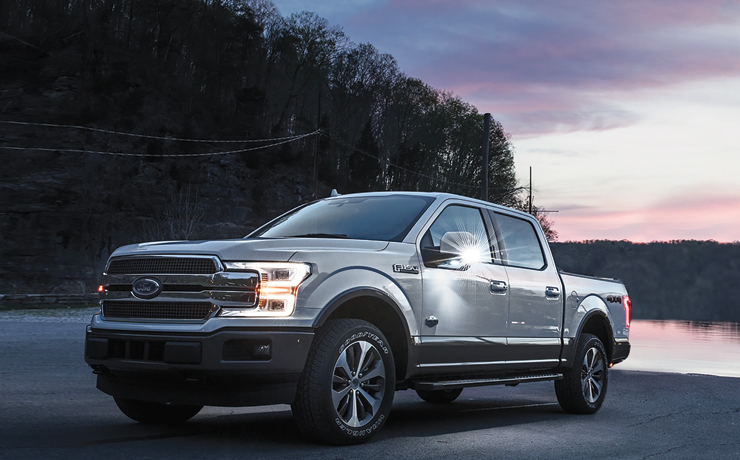 2020 Ford F1500 King Ranch