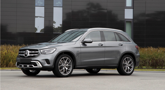 W21 - Grand Prize 5 - Mercedes Benz GLC 350 4Matic e