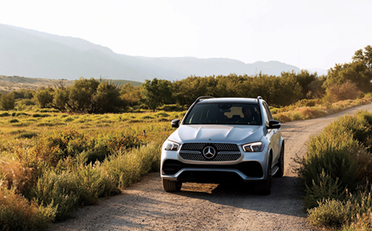 Mercedes Benz GLE 4Matic SUV