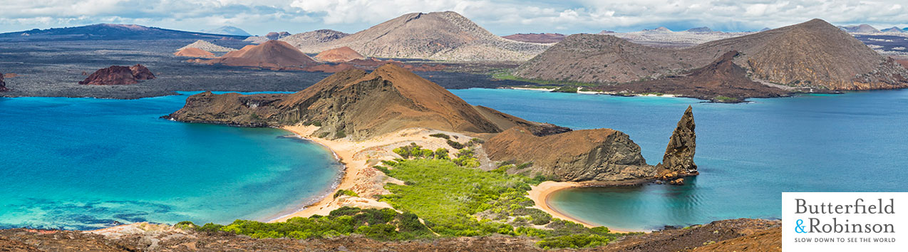 Win a Trip to THE GALAPAGOS ISLANDS AND ECUADOR