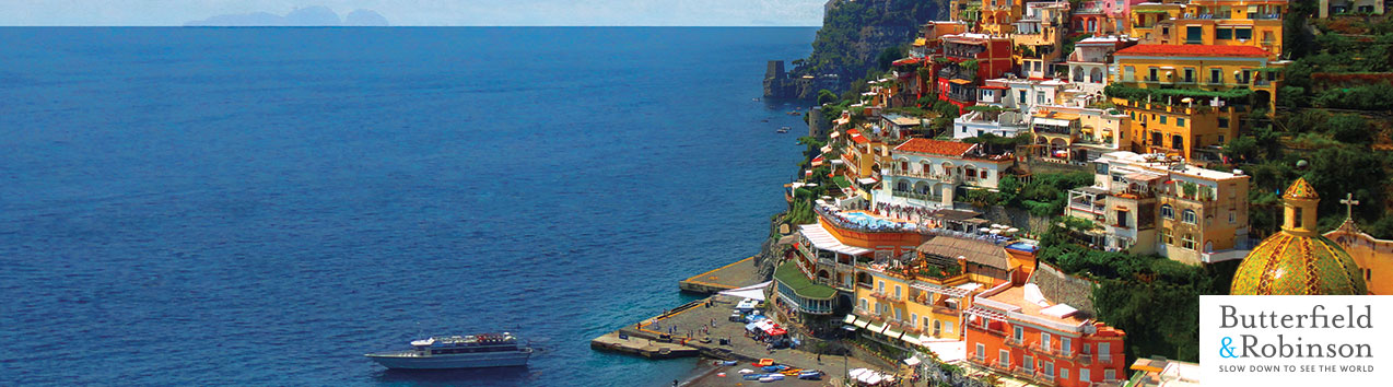 Win a trip to the Italian Amalfi Coast