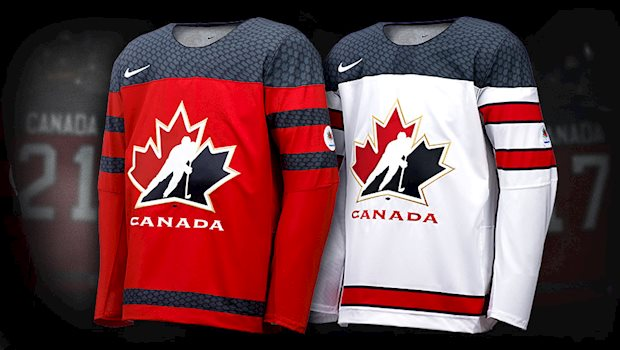 team canada jersey 2016