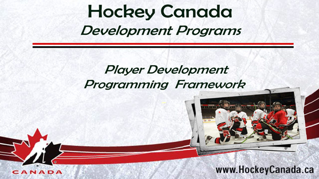 Player Development Programming Framework
