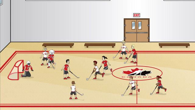 Floorball Program