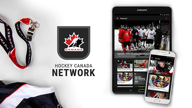 Image result for hockey canada network app