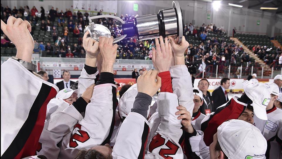 Telus cup midget hockey think