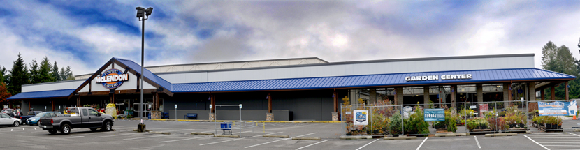 Home improvement in tacoma mclendon hardware in tacoma features something truly special a full sized home built inside the store customers who are new to hands on home repair will love our diy solutioingenieria Gallery