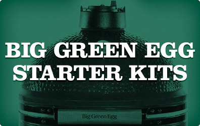Big Green Egg Starter Kits