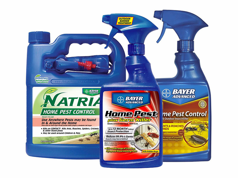 Pyrethroid-based insecticides