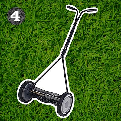 """American Lawnmower 16"""" push-reel mower"""