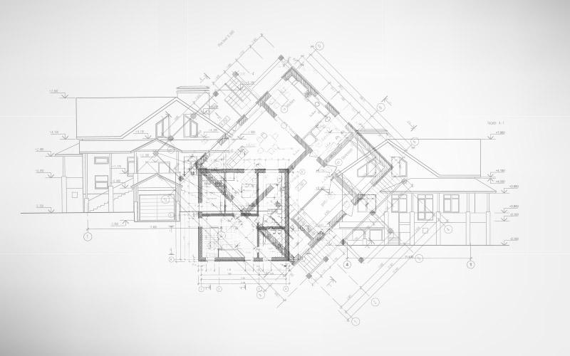 Deck blueprint