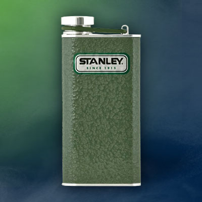 STANLEY Aladdin 8-oz. Stainless Steel Flask