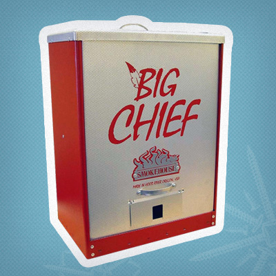 Little Chief® & Big Chief® smokers infuse foods with primal flavor