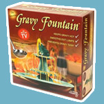 Does a Gravy Fountain exist? No, but Archie McPhee's gag gift box is so good you'll wish it did