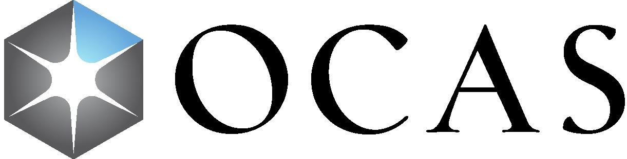 OCAS logo no tagline