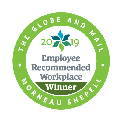 2019 Employee Recommended Workplace