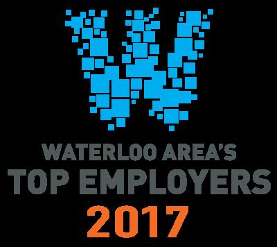 Waterloo Area's Top Employers 2017