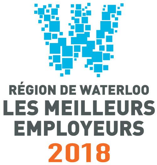 Région de Waterloo les meilleurs employeurs 2018