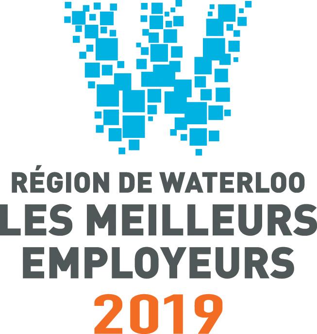 Région de Waterloo les meilleurs employeurs 2019