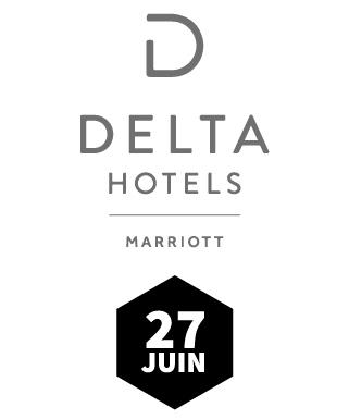 l'hôtel Delta - 27 Juin