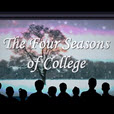 The Four Seasons of College