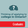 "Click to open ""Applying to College: Former Ontario High School Students"" video on YouTube"
