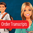 "Click to open ""Ordering Transcripts Online"" video on YouTube"