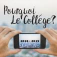 Cliquer pour télécharger le PDF « Pourquoi les collèges? »