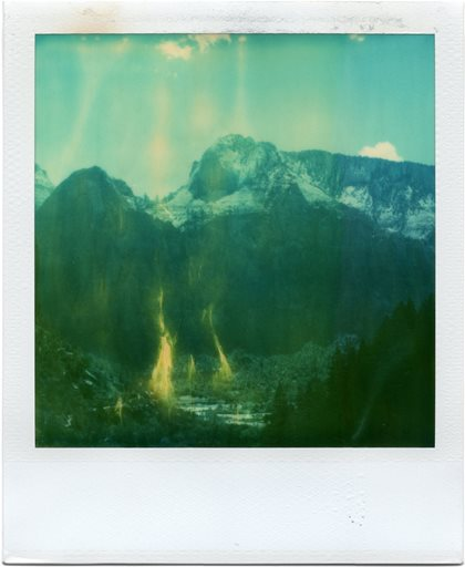 Polaroid Unfaded: The Pursuit of Happiness