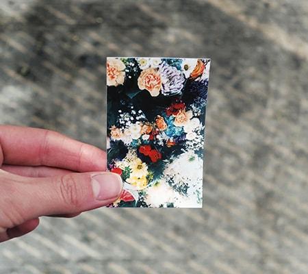 Polaroid Zink Zero Ink Paper 2x3