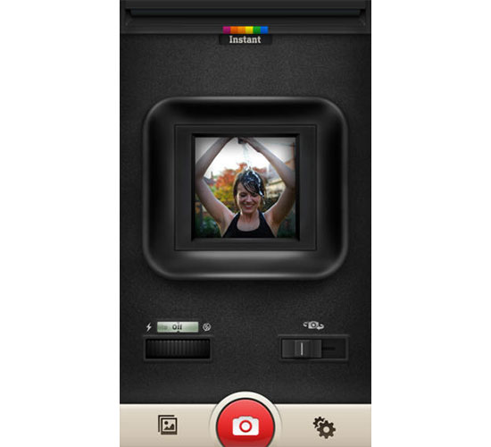 Polaroid Instant Mobile App