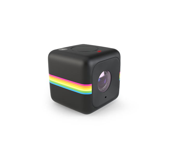 Polaroid Cube+ Wi-Fi Lifestyle Action Camera f22261a889
