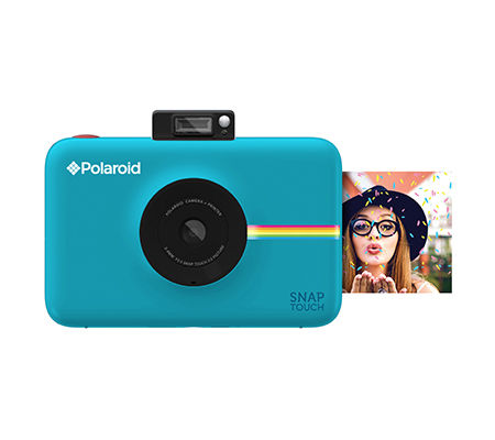 09af4c3c9f5e5 Polaroid Snap Touch Instant Digital Camera