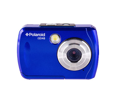 Polaroid iS048 16 MP Waterproof Digital Camera 724e8686f3