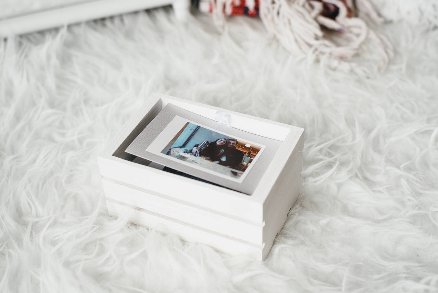 Share Love with a DIY Memory Box