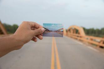 Rt 66 Pony Bridge - David Kafer