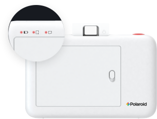 Firmware Update for Rainbow Border Paper Printing – Polaroid