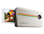 Polaroid instant cameras and film