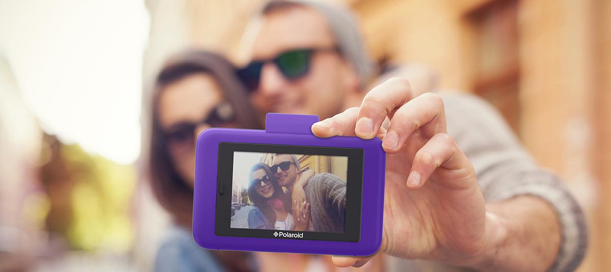 9187a316dcc Polaroid Snap Touch