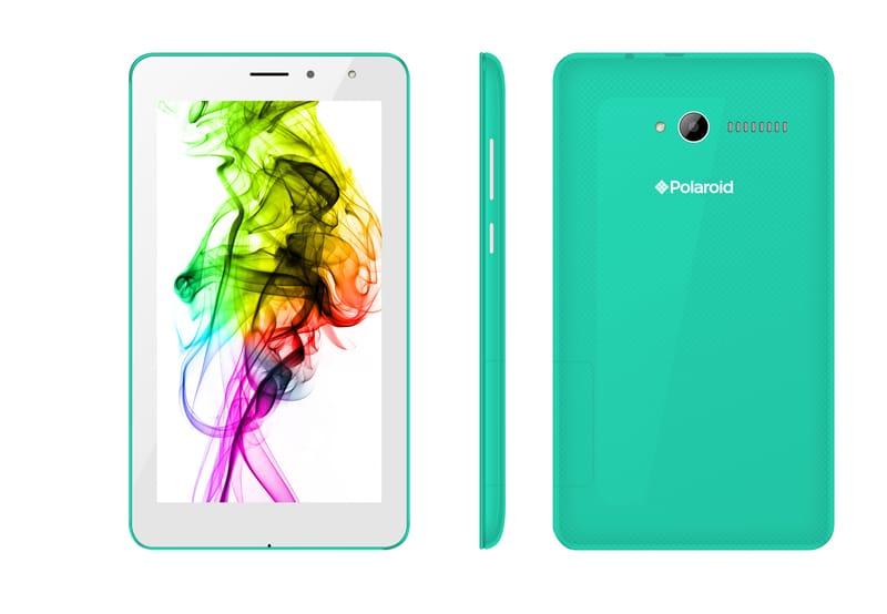 Polaroid C7 Smartphone - Aqua