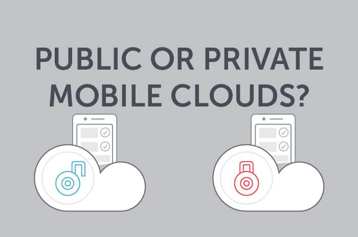 Public or Private Cloud?