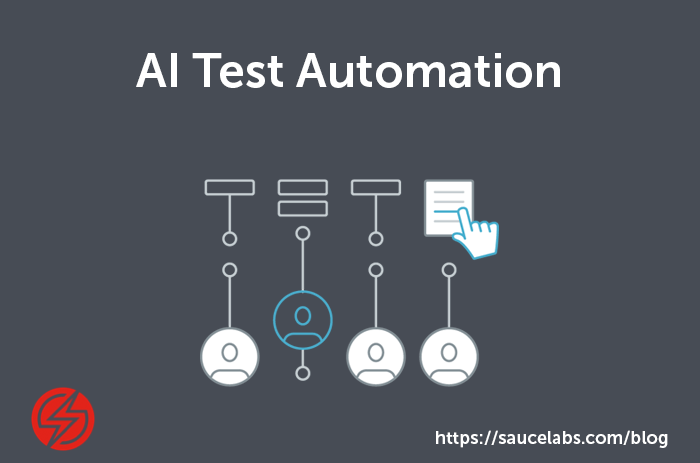 AI Test Automation: The AI Test Bots Are Coming   Sauce Labs