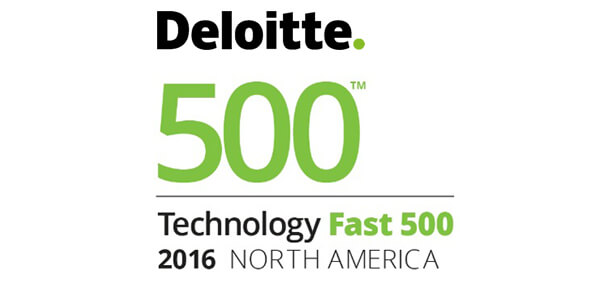 Fast 500 Technology 2016 North America