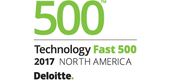 Fast 500 Technology 2017 North America