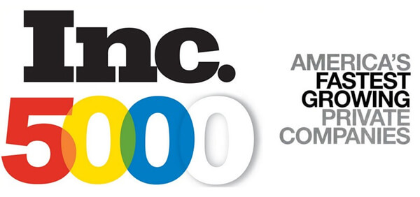 Inc. 5000 Fastest Growing Private Company