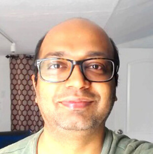Parameshwaran Murli, Architect, LogMeIn