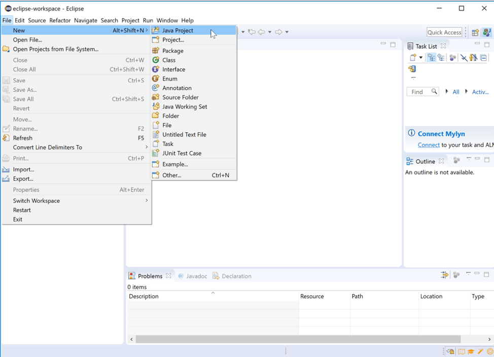 How to Configure Webdriver-Selenium for Java in Eclipse on Windows