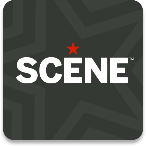 SCENE - Download the App - Get SCENE special offers, news